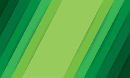 abstract modern green lines background vector illustration EPS10 Çizim
