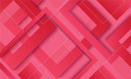 modern pink square gradient trendy background vector illustration EPS10