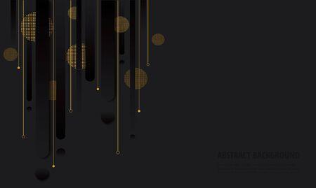modern black gradient trendy background vector illustration EPS10