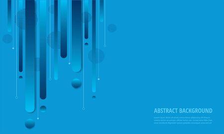 modern blue gradient trendy background vector illustration EPS10