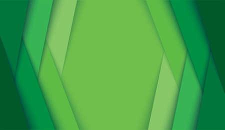 abstract modern green lines background vector illustration EPS10 Illusztráció