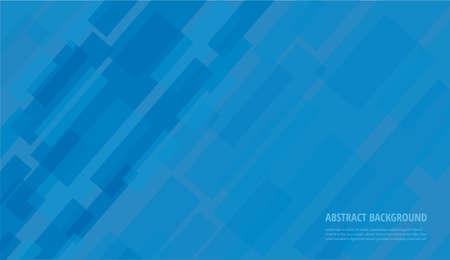 abstract light square blue wallpaper. vector illustration Illusztráció