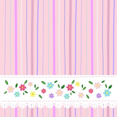 feminine background