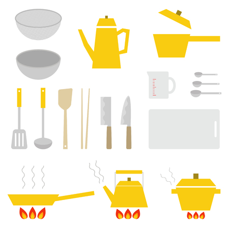 set of cooking tool