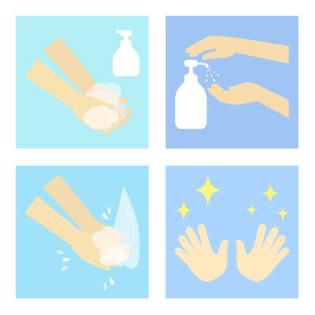 hand wash, prevent infection