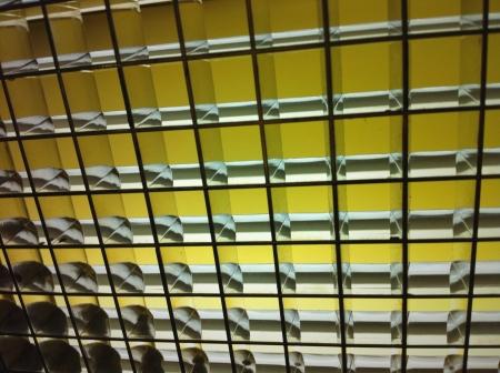 grid: Metal grid structure