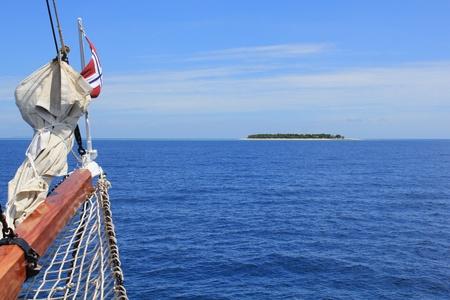 schateiland: Treasure island Stockfoto