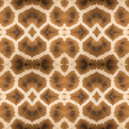 giraffe skin: Abstract background based on giraffe skin. Beautiful pattern made by the Mother Nature.