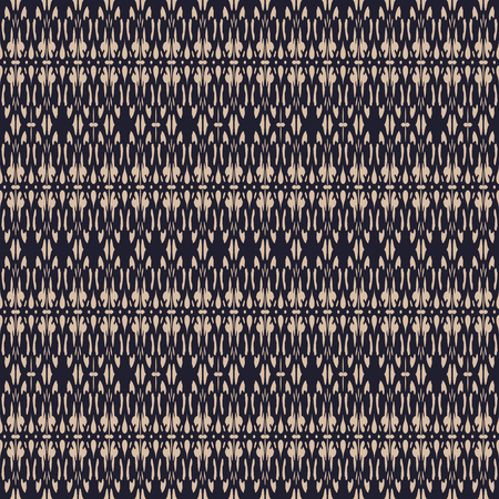 ethno: Ethnic or oriental vector seamless pattern or print. Blue background texture. Fabric, cloth design, wallpaper, tablecloth, wrapping. Illustration