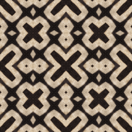 oriental rug: Abstract background of zebra stripes. Beautiful oriental seamless pattern made by the Mother Nature. Stock Photo