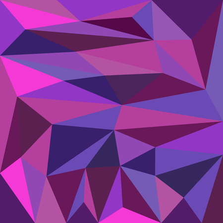 vivid colors: Low poly abstract background design vector illustration in vivid colors.