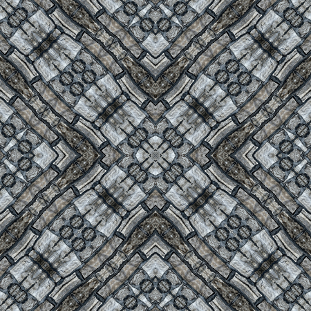 stony: Stony seamless geometric background: pattern, texture, tiles, wallpaper, facade, pavement, paving.