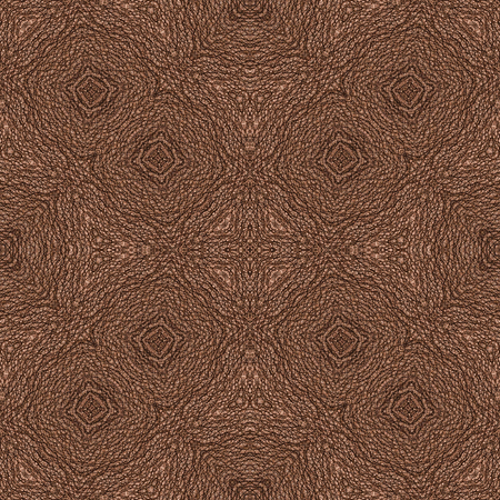 seamless leather: Leather seamless texture or surface. Stock Photo