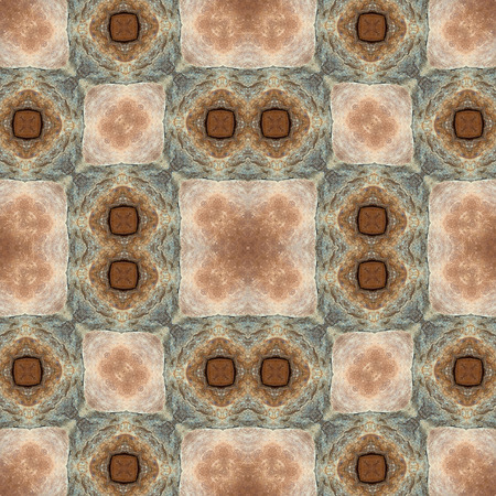 stone mason: Seamless stone texture or decoration, abstract pattern. Design element for background or wallpaper.