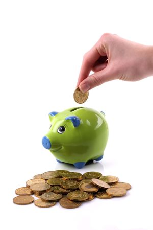 save your money Stock Photo - 3059284
