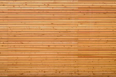 Achtergrond textuur van fijn lattenbodem natuurlijke bruin hout in een parallel patroon gebruikt in de bouw decor en bouw Stockfoto - 28837742