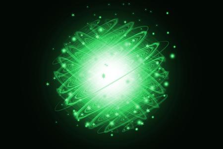 effect: ball light effect