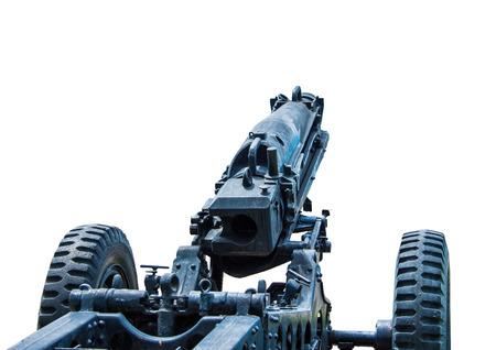 flak: anti aircraft gun isolated