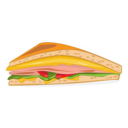 Sandwich icon.