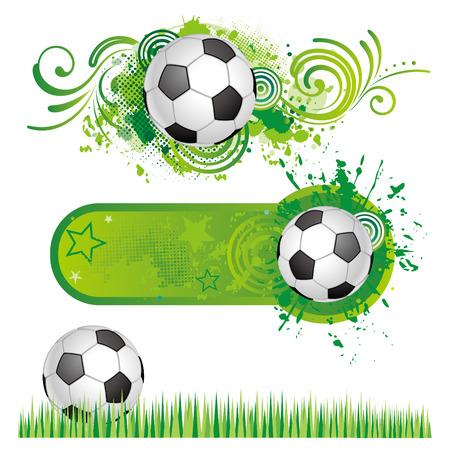 soccer design element Stock Vector - 7511988