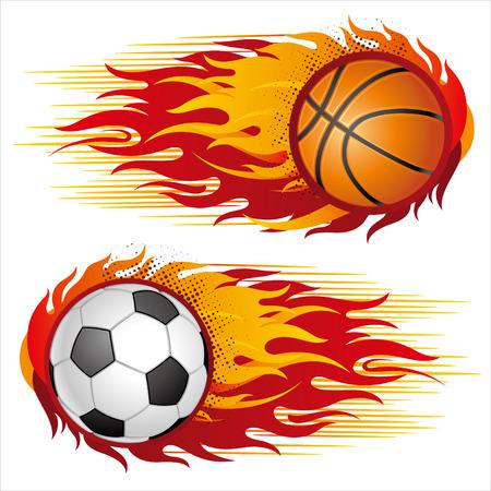 sports design elements Stock Vector - 7511968