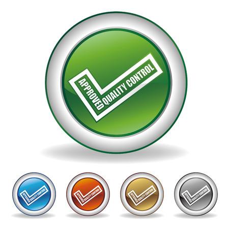 validation: validation icon set