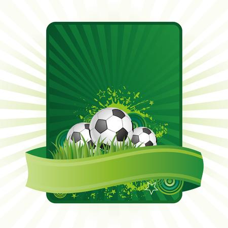 emblem red: football design elements