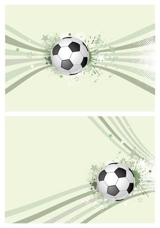 soccer design element Vector