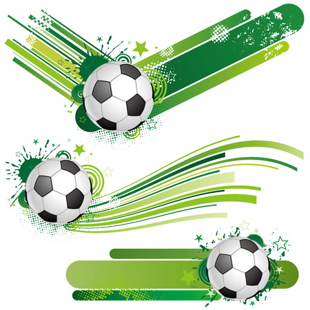 soccer background: soccer design element