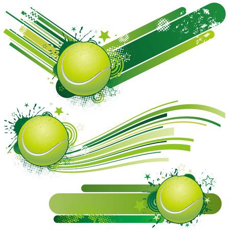 tennis: tennis design element