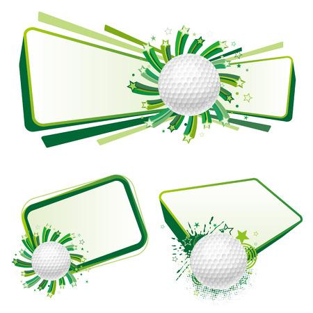 golf design element Vector