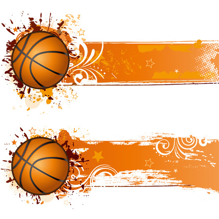 balon baloncesto: elemento de diseño de baloncesto