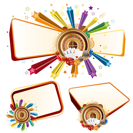 다채로운 스타, 카지노 디자인 요소
