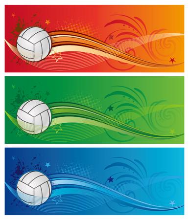 voleibol: elemento de dise�o para el deporte de voleibol