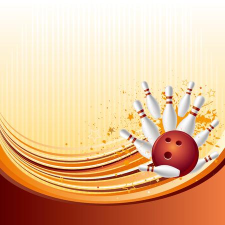 bowling strike: background of bowling