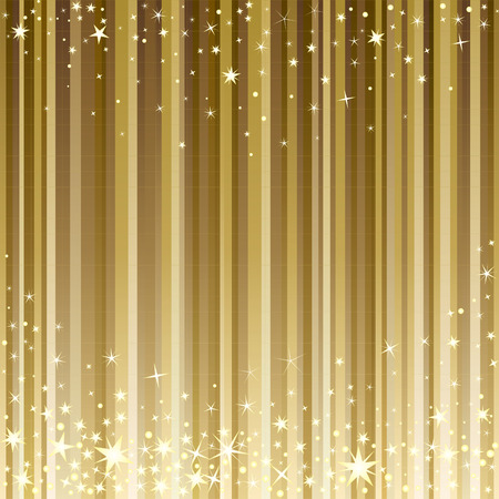 star background: abstract gold light,christmas background
