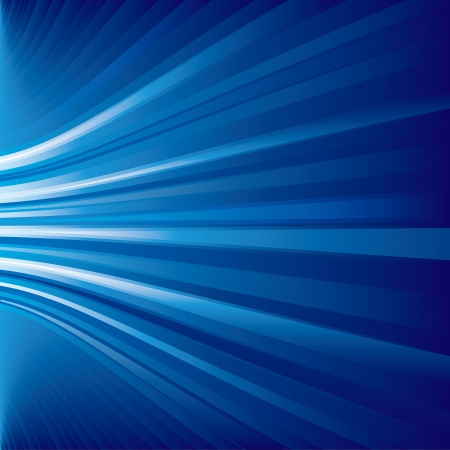 background illustration: abstract blue light background