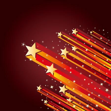 lucero: Fondo de estrella de explosi�n