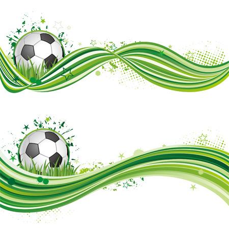 soccer equipment:  illustration of soccer sport Illustration