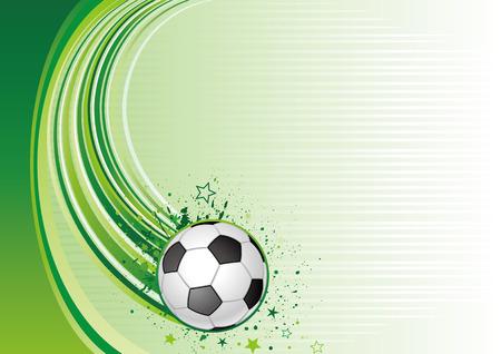 vector background of soccer sport Vector