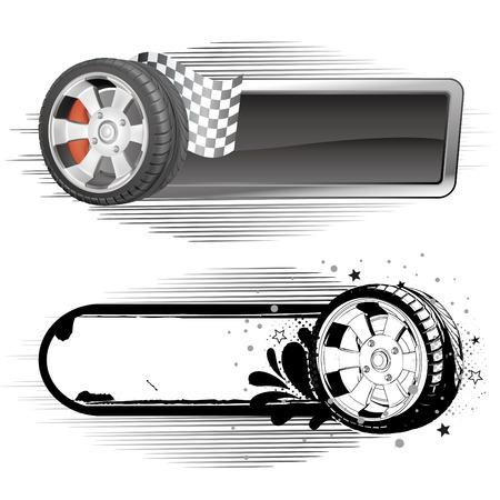 race cars: disign  element of automobile race
