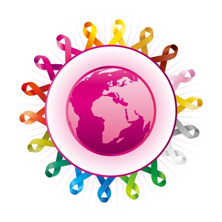 world federation of protection Illustration