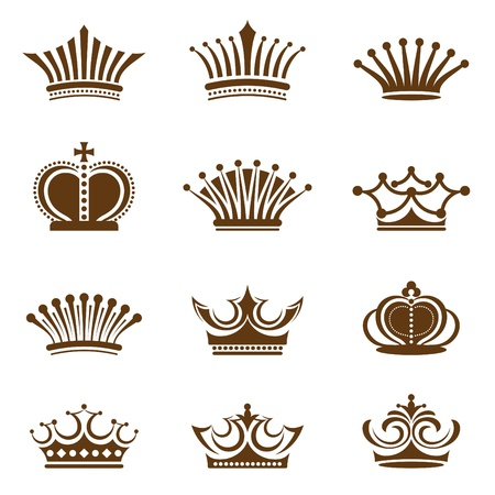 king crown: Crown collection