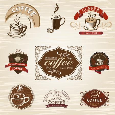 커피 디자인 요소