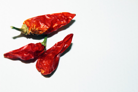 chiles picantes: Red Hot Peppers  Foto de archivo