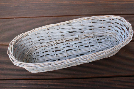 wicker: handmade wicker