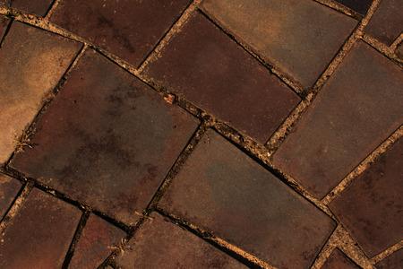 floo: Paving stone path