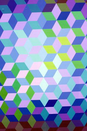 psychologists: Optical Illusion Mosaic