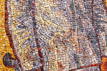 mosaic: mosaic detail