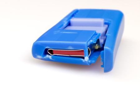 usb storage device: Damaged USB flash pen drive